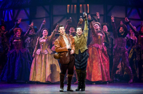 BWW Review: SOMETHING ROTTEN at the National Theatre