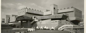 CONCRETE DREAMS Exhibition Brings To Life Iconic Arts Venues