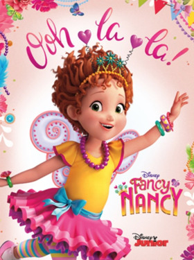 FANCY NANCY is Disney Junior's #1 Debut in Two Years With Girls 2-5