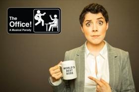Sarah Mackenzie Baron Will Play Michael Scott In THE OFFICE Musical Parody