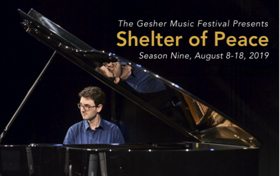 Gesher Music Festival Returns for 9th Season August 8-18