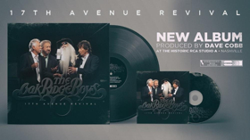 Country Music Legends The OAK RIDGE BOYS Release New Album 17TH AVENUE REVIVAL Today