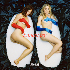 Aly & AJ Release EP 'Sanctuary'