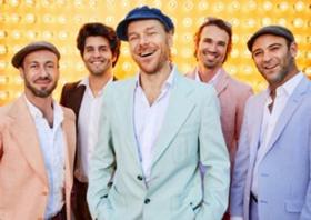 The California Honeydrops' Announce New Album CALL IT HOME: Vol 1 & 2 Due April 6
