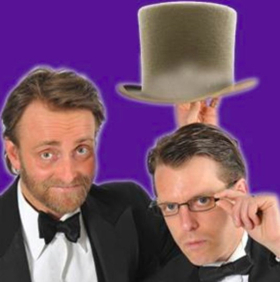 Tim FitzHigham and Duncan Walsh Atkins Will Return to Crazy Coqs With Homage to Flanders and Swann