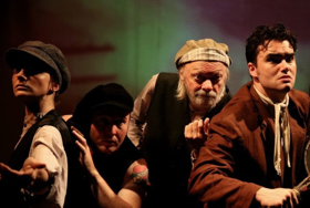 Theatre Smith-Gilmour Presents A New Theatrical Adaptation Of The Victor Hugo Classic LES MISERABLES