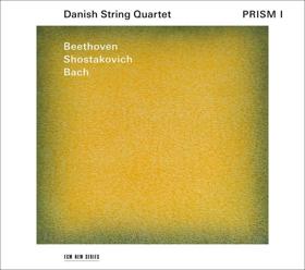 Danish String Quartet Receives Grammy Nomination for PRISM I