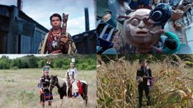 PBS to Premiere Four-Part Series, NATIVE AMERICA