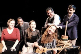Improv Comedy Comes to Bay Street Theater In February and March with The Stowaways