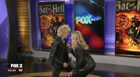 VIDEO: BAT OUT OF HELL's Emily Schultheis and Andrew Polec Discuss the Show and Perform 'For Crying Out Loud'