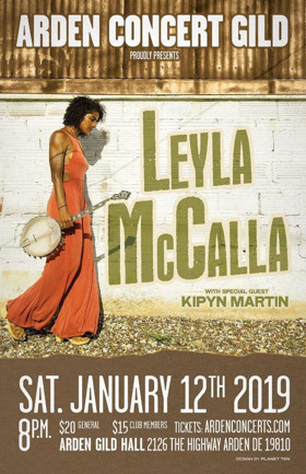 Leyla McCalla Brings Her First Full Band Tour To Arden