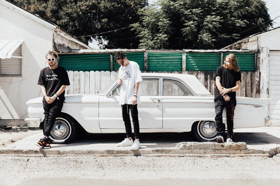 Chase Atlantic Debut New Song LIKE A ROCKSTAR