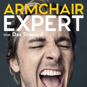 Dax Shepard Launches ARMCHAIR EXPERT Podcast Today!