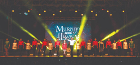 MURPHY'S CELTIC LEGACY to Fill the Stage at Alberta Bair Theater