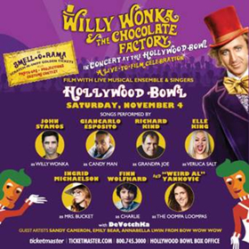 EXCLUSIVE: Ingrid Michaelson on  'WILLY WONKA AND THE CHOCOLATE FACTORY' at The Hollywood Bowl!