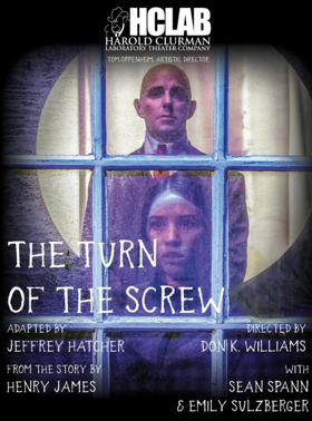 BWW Review: Two Actors Take on Ten Roles in THE TURN OF THE SCREW at the Art of Acting Studio