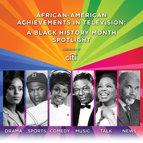Paley Center Announces 'African-American Achievements in Television: A Black History Month Spotlight'