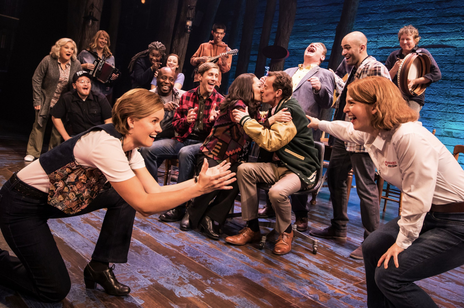 BWW Review:  Uplifting COME FROM AWAY Rocks the Marcus Center