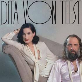Dita Von Teese & Sébastien Tellier Celebrate Valentine's Day with Duet PORCELAINE