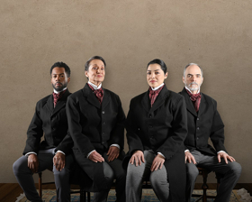 BWW Interview: Arena's JQA Explores the Complicated Legacy of a Complicated American