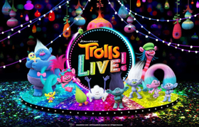 National Touring Production of Hit Animated Film TROLLS to Debut in November