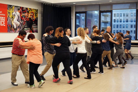 BALLET HISPANICO Offers Adult Classes in Flamenco, Salsa, Caribbean, Ballet