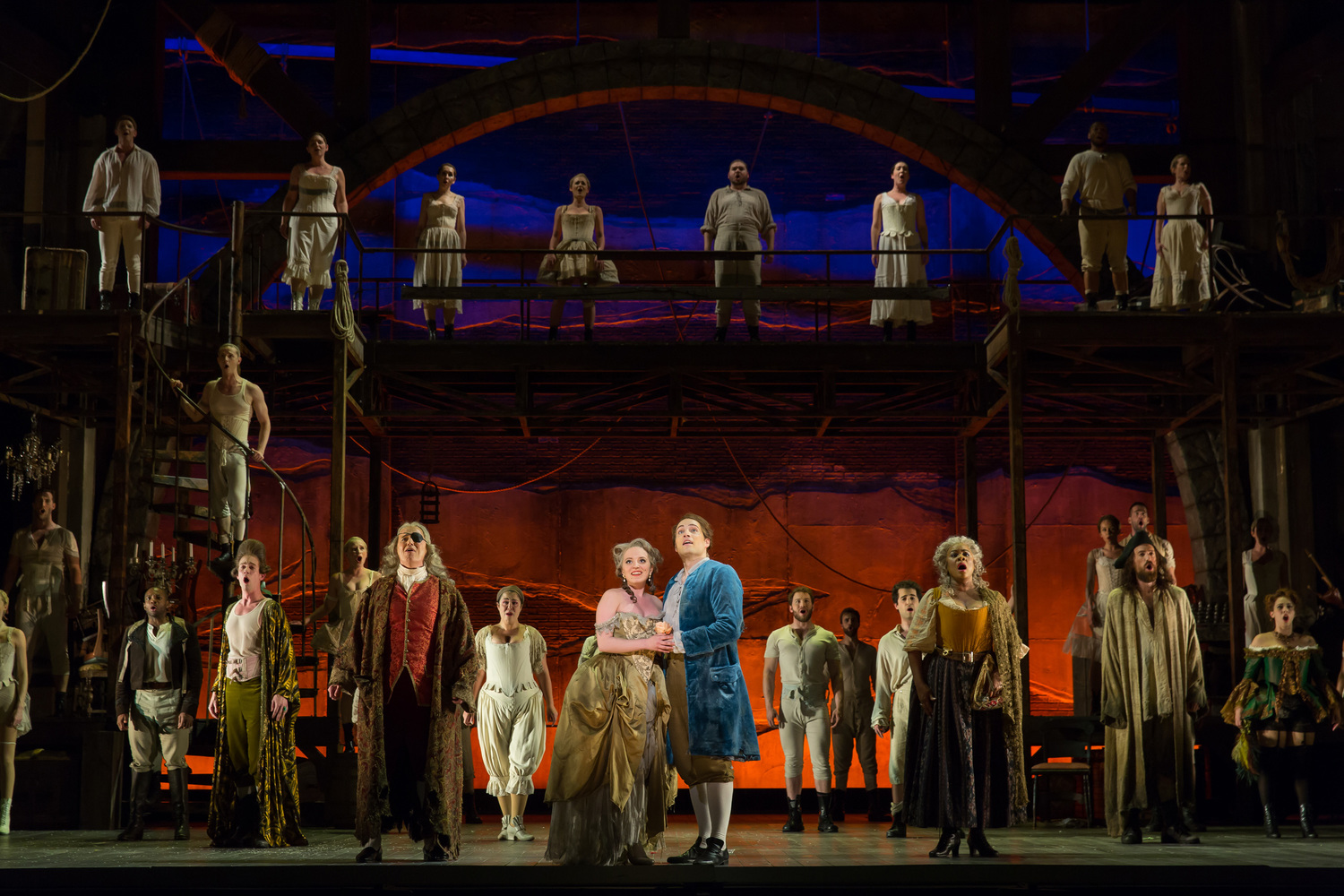 Uncategorizable, Brilliant, and Profound: Bernstein's CANDIDE at the Washington National Opera