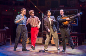 BWW Review: MILLION DOLLAR QUARTET at Cincinnati Playhouse
