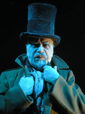 David Zen Mansley to Return with A CHRISTMAS CAROL at Theater for the New City