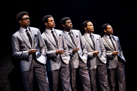 BWW Review: AINT TOO PROUD Audience Grabber at Ahmanson