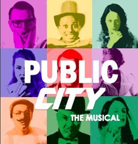 PUBLIC CITY Comes to Alexander Upstairs