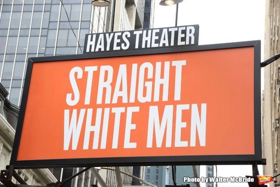 Second Stage Theater Postpones Start Of Previews For STRAIGHT WHITE MEN