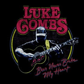 Luke Combs' New Single BEER NEVER BROKE MY HEART Out Today