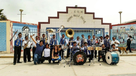 Flushing Town Hall Presents The Peruvian Brass Band La Patronal