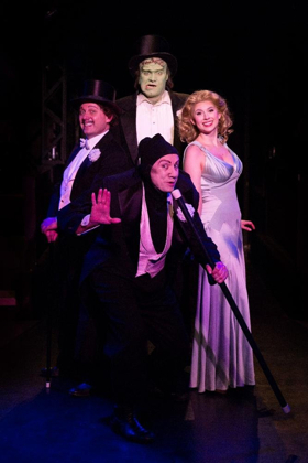 BWW Review: YOUNG FRANKENSTEIN Is Monstrous Great Fun At Toby's In Columbia