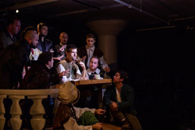 BWW Review: SHAKESPEARE IN LOVE Delights at Burbage Theatre Company