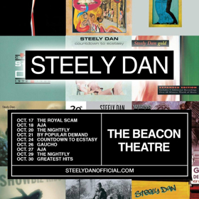 Steely Dan Announces Return to the Beacon Theatre + Additional Tour Dates