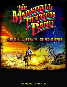 The Marshall Tucker Band Announces 'Through Hell & High Water... And Back Tour 2019'