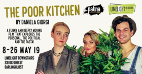 THE POOR KITCHEN Comes to Limelight on Oxford