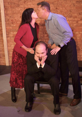Academy Theatre Presents MURDER AT THE HOWARD JOHNSON'S