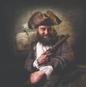 Ken Ludwig's TREASURE ISLAND Sails Into Cincinnati Playhouse