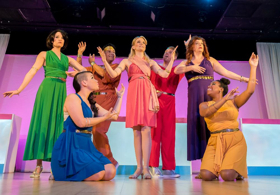 BWW Review: XANADU Hysterically Cruises from California to Lakeway TX