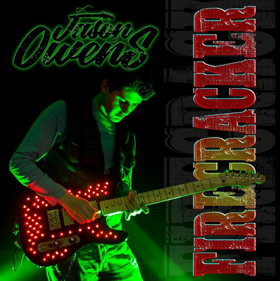 Country Music Newcomer Jason Owens Releases Debut Single FIRECRACKER