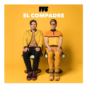 Electrically Charged Duo FF5 Announce New EP EL COMPADRE Out March 2