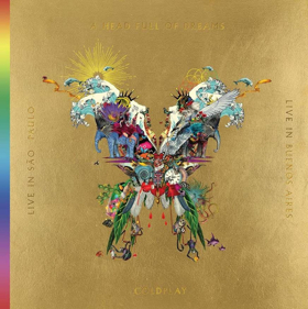 Coldplay Releases Live Album, Concert Film, and Documentary Today