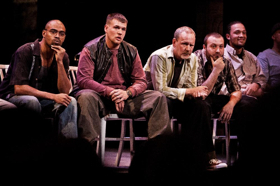 CPT Presents Original Play GOLDEN Created And Performed By Formerly Homeless Men In Recovery