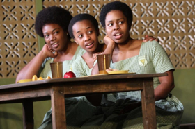 SCHOOL GIRLS: OR, THE AFRICAN MEAN GIRLS PLAY Begins Encore Run Today at MCC