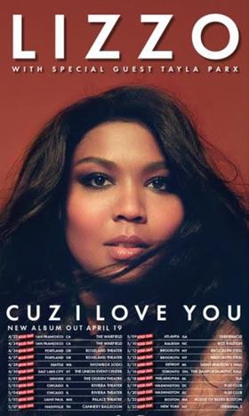 Lizzo Celebrates CUZ I LOVE YOU With Title Track