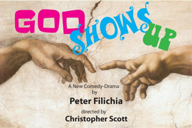 Peter Filichia's GOD SHOWS UP to Play Limited Run at The Playroom Theatre
