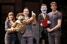 Social: Go Behind The Scenes of AVENUE Q on BWW's Instagram For Wold Puppetry Day!